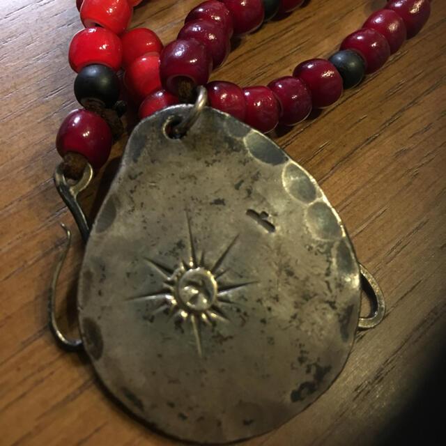 goro's(ゴローズ)のOLDgoro's16本彫メタル(タタキ) メンズのアクセサリー(ネックレス)の商品写真
