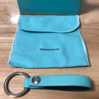 Tiffany & Co. - Tiffany& Co.キーリング