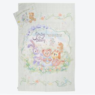 Disney - ディズニー❤︎ダッフィー&フレンズ スプリングインブルーム 布団カバー