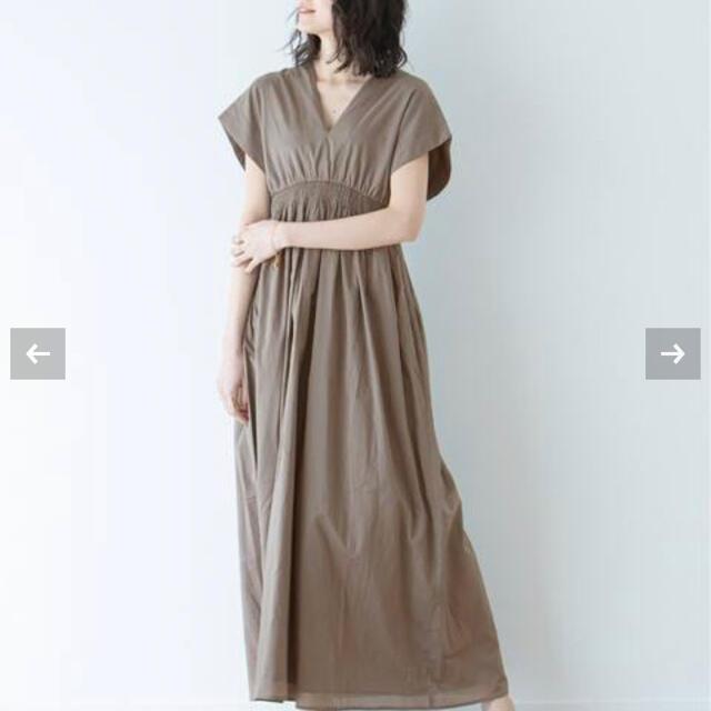IENA(イエナ)のMARIHA 夏の光のドレス レディースのワンピース(ロングワンピース/マキシワンピース)の商品写真