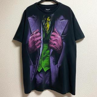 【ジョーカー】【ダークナイト】【映画】ムービーTシャツ オフィシャル バットマン