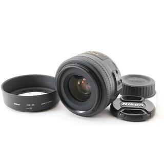 Nikon - Nikon AF-S NIKKOR 35mm F1.8G 【人気単焦点レンズ】