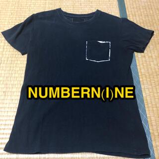 ナンバーナイン(NUMBER (N)INE)のNUMBERN(I)NE☆メンズS即購入可☆(Tシャツ/カットソー(半袖/袖なし))