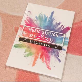 ジャニーズJr. - Mステ × ジャニーズJr. スペシャルライブ DVD
