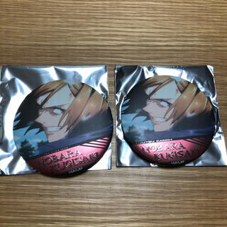 BANDAI - 呪術廻戦 釘崎野薔薇 名場面缶バッジ 2個セット