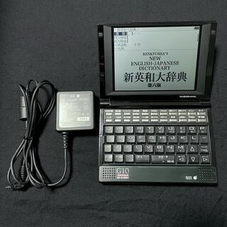 セイコー(SEIKO)のSEIKO 電子辞書 SR-G10001 G10 SII PASORAMA(その他)