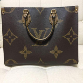 LOUIS VUITTON - LOUIS VUITTON ルイヴィトン ON THE GO オンザゴー MM