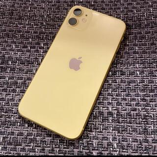 iPhone - iPhone11 64GB SIMフリー イエロー