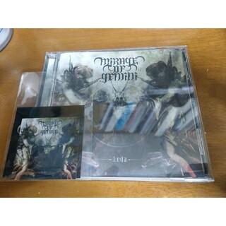 Leda ソロ 「MIRAGE OF GEMINI」 CD 中古(ポップス/ロック(邦楽))