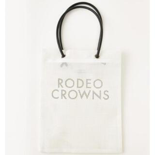 RODEO CROWNS - ロデオクラウンズ ワイドボウル メッシュトート