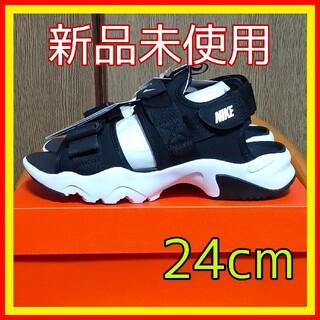 NIKE - NIKE ナイキ キャニオン サンダル 24cm