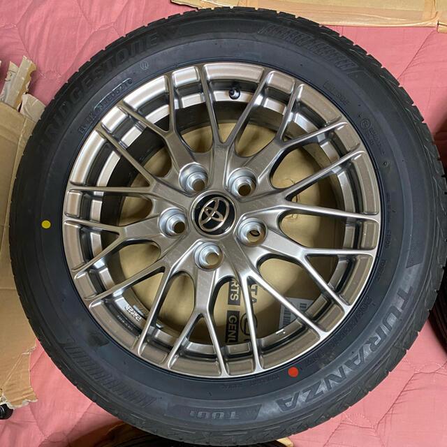 トヨタ(トヨタ)のトヨタ ノア BOXY  エスクワイア 純正 ホイール タイヤ 自動車/バイクの自動車(タイヤ・ホイールセット)の商品写真