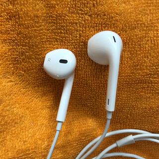 Apple - Apple アップル純正 正規品イヤホン iPhone ライトニング端子