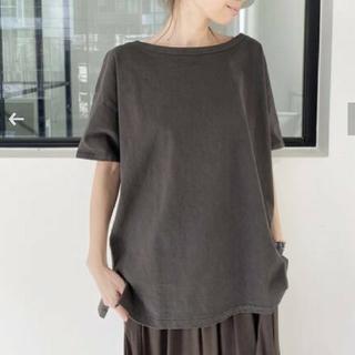 L'Appartement DEUXIEME CLASSE - アパルトモン REMI RELIEF レミレリーフBig  Tシャツ