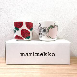 marimekko - マリメッコ タルフリ マンシッカ ラテマグ セット