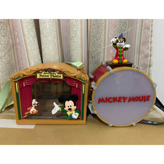 Disney - ディズニー ポップコーンバケット フォレストシアター 大演奏会ミッキー