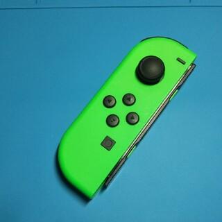 Nintendo Switch - 【動作品】ジョイコン joycon 左 L ネオングリーン 緑 スイッチ
