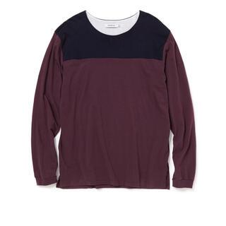 ノンネイティブ(nonnative)のCOACH TEE L/S COTTON JERSEY(Tシャツ/カットソー(七分/長袖))