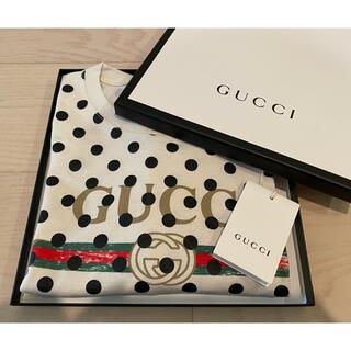Gucci - 【新品】GUCCI グッチ チルドレン❣️ドット長袖Tシャツ❣️10