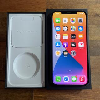 Apple - iphone12 pro max 128GB パシフィックブルー simフリー