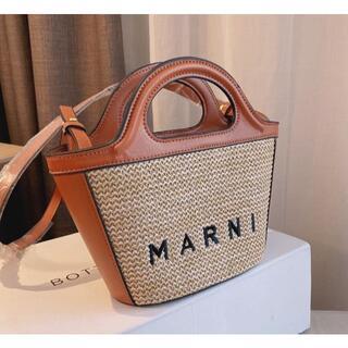 Marni - MARNI マルニ ショルダーバッグ    ハンドバッグ