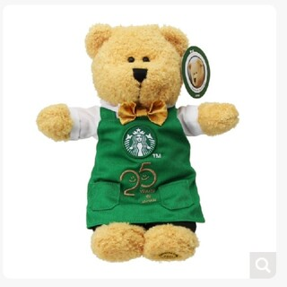 Starbucks Coffee - 25th ベアリスタ スターバックス