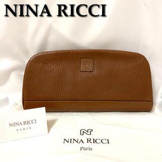ニナリッチ(NINA RICCI)の未使用 ニナ リッチ クラッチバック セカンドバック NINA RICCI(クラッチバッグ)
