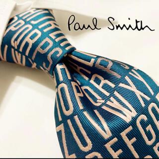 Paul Smith - 【美品!希少柄!早い者勝ち!】Paul Smith最高級シルクネクタイ!