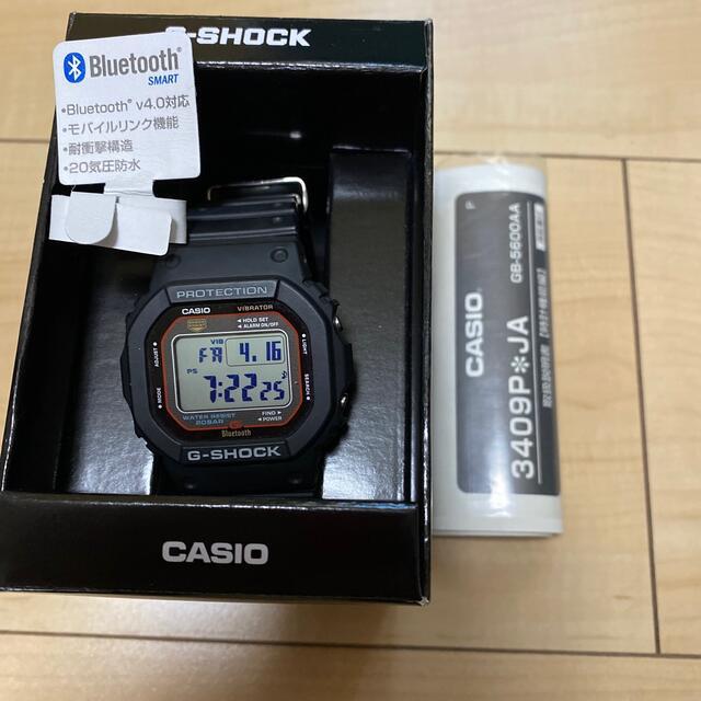 G-SHOCK(ジーショック)のカシオ G-SHOCK GB-5600AA 美品 メンズの時計(腕時計(デジタル))の商品写真
