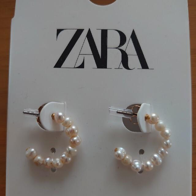 ZARA(ザラ)のZARA ピアス 未使用 レディースのアクセサリー(ピアス)の商品写真