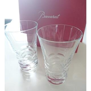 Baccarat - 新品 バカラ グラスジャパン ルチア 2客セット