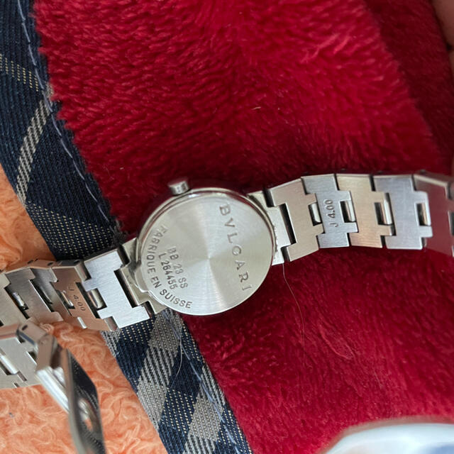 BVLGARI(ブルガリ)のBVLGARI 時計 レディース レディースのファッション小物(腕時計)の商品写真