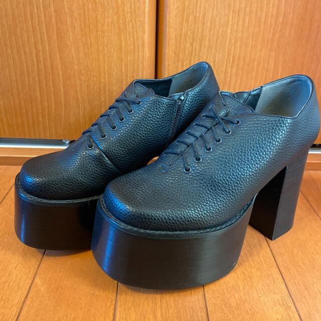 EMODA(エモダ)のEMODA ショートブーツ レディースの靴/シューズ(ブーツ)の商品写真