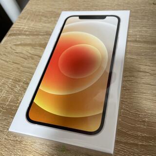 Apple - 新品未開封 iPhone12 ホワイト 64GB simフリー