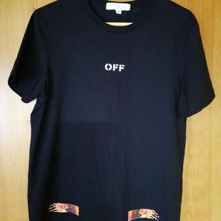 OFF-WHITE - Tシャツ