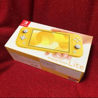 Nintendo Switch - Nintendo Switch Lite イエロー/ニンテンドースイッチ ライト