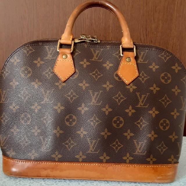 LOUIS VUITTON(ルイヴィトン)のルイヴィトンモノグラムアルマハンドバッグ レディースのバッグ(ハンドバッグ)の商品写真