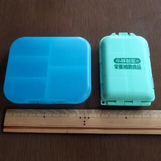 コバヤシセイヤク(小林製薬)の小林製薬 お薬ケース2個セット 保管品(日用品/生活雑貨)