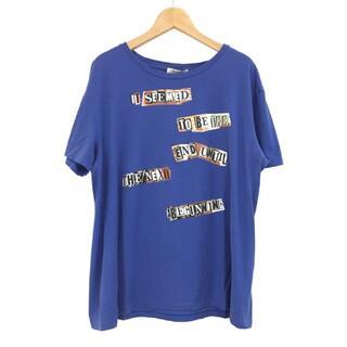 ヴァレンティノ(VALENTINO)のバレンチノ VALENTINO Tシャツ    レディース XL(Tシャツ(半袖/袖なし))
