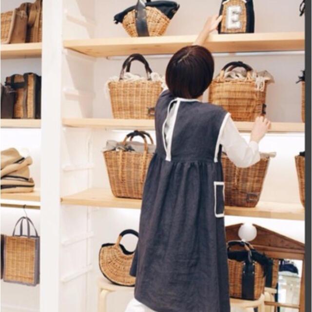 mina perhonen(ミナペルホネン)のドゥーブルメゾン ピクニックドレス別注カラー レディースのワンピース(ひざ丈ワンピース)の商品写真