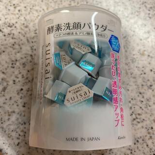 Kanebo - suisai スイサイ 酵素洗顔パウダー 32個✖️0.4g
