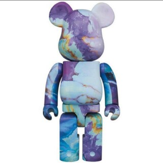 BE@RBRICK marble 400%(キャラクターグッズ)