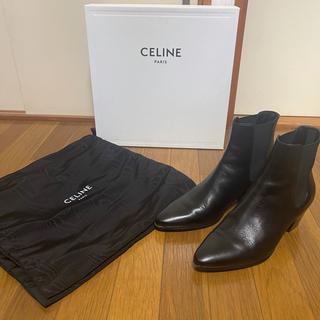 celine - 21SS CELINE ジャクノ チェルシーブーツ サイズ40