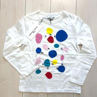 マークジェイコブス(MARC JACOBS)のタグ付き未使用⭐︎マークジェイコブス⭐︎ロンT8A(130)(Tシャツ/カットソー)