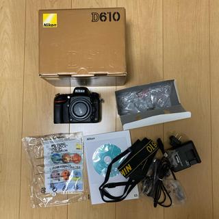 Nikon - Nikon D610 フルサイズ 美品