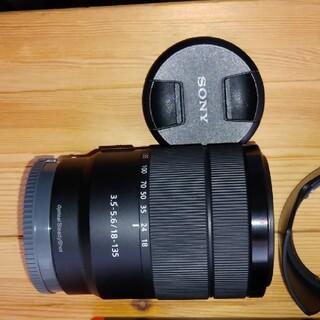 SONY - SONY E18-135mm F3.5-5.6 OSS SEL18135