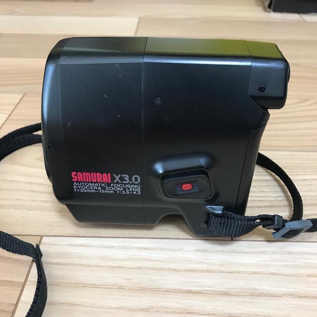 京セラ(キョウセラ)の京セラ フィルムカメラ・サムライX3.0 スマホ/家電/カメラのカメラ(フィルムカメラ)の商品写真