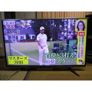 SHARP - SHARP 60インチ液晶テレビ  液晶パネル、スピーカー交換済 美品。