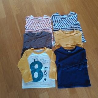 MUJI (無印良品) - 無印良品ロングTシャツ