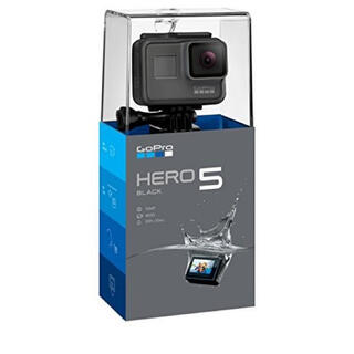 GoPro ウェアラブルカメラ HERO5 Black CHDHX-501-JP
